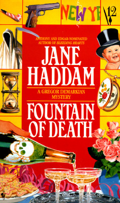 Fountain of Death by Jane Haddam