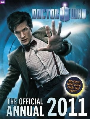 Doctor Who by Moray Laing