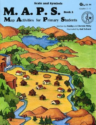 M.A.P.S. Book 2: Map Activities For Primary Students