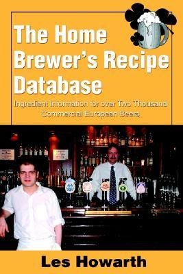 The Home Brewers Recipe Database: Ingredient Information for Over Two Thousand Commercial European Beers