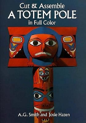 Cut and Assemble a Totem Pole in Full Color