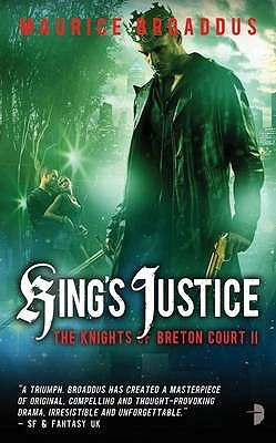 King's Justice (Knights of Breton Court, #2)