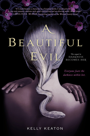 A Beautiful Evil by Kelly Keaton