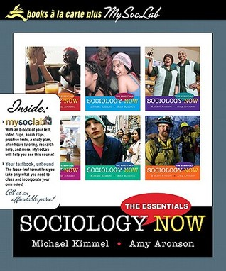 Sociology Now: The Essentials [with MySocLab CourseCompass]