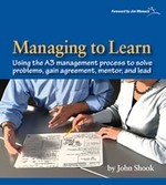 Managing to Learn by John Shook