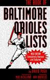 The Book of Baltimore Orioles Lists