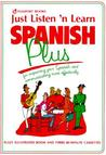 Just Listen 'n Learn Spanish Plus [With Paperback]