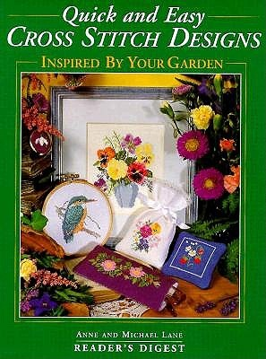 Quick And Easy Cross Stitch Designs Inspired By Your Garden