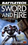 Sword and Fire (Twilight of the Clans, #5)