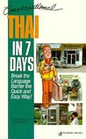 Conversational Thai In 7 Days: Break The Language Barrier The Quick And Easy Way! (Teach Yourself Books)