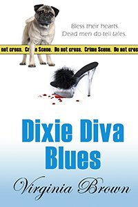 Dixie Diva Blues by Virginia Brown