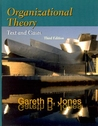 Organizational Theory: Text And Cases
