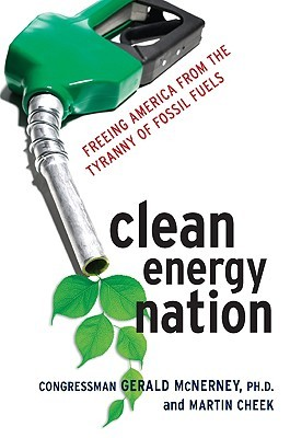 Clean Energy Nation by Gerald McNerney