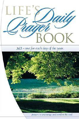 Life's Daily Prayer Book Devotional by Elm Hill Books