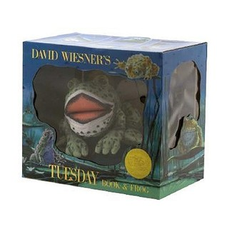 Tuesday [With Frog] by David Wiesner