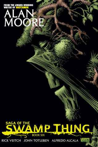 Saga of the Swamp Thing, Book 6 by Alan Moore