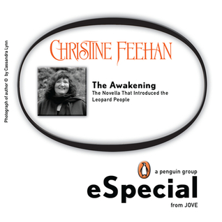 The Awakening by Christine Feehan