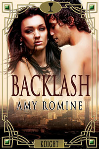 Backlash by Amy Romine