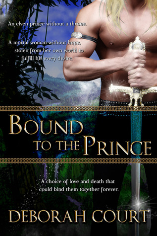 Bound to the Prince by Deborah Court