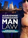 Man Law (Private Protectors, #2)