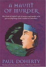A Haunt of Murder by Paul Doherty