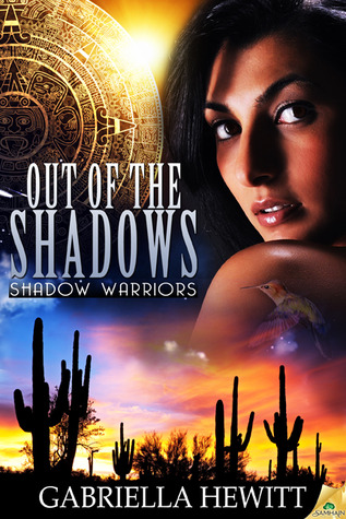 Out of the Shadows by Gabriella Hewitt