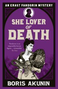 She Lover Of Death by Boris Akunin