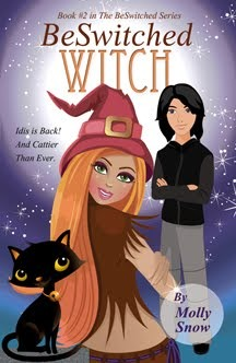 BeSwitched Witch by Molly Snow