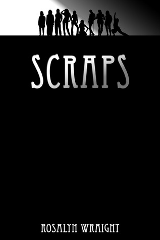 Scraps by Rosalyn Wraight