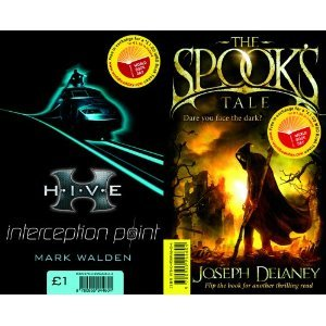 The Spook's Tale / Interception Point (World Book Day)