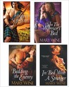 Improper Seduction Bundle with In the Warrior's Bed, Bedding the Enemy, & In Bed with A Stranger (McJames, 1-3)
