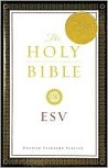 Holy Bible: English Standard Version (ESV)