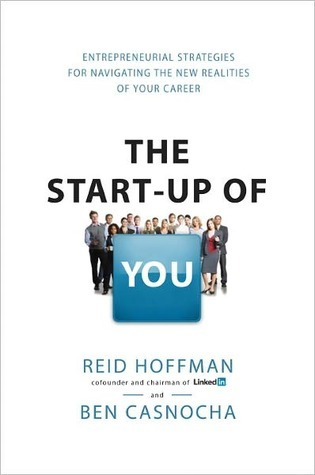 Image result for The Startup of You - Reid Hoffman