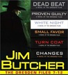 The Dresden Files...
