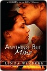 Anything But Mine (Hearts of the South, #4)