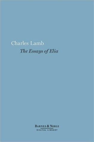 Charles Lamb as a Romantic Essayist