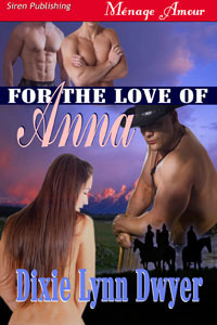 For the Love of Anna (The Town of Pearl #1)