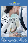 The Executive's Decision (Keller Family, #1)