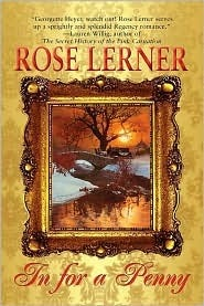 In for a Penny by Rose Lerner