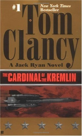 The Cardinal of the Kremlin (Jack Ryan, #4)