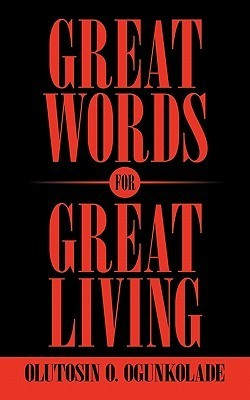 Great Words for Great Living
