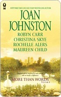 More Than Words, Volume 6 by Joan Johnston