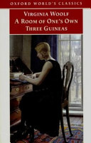 A Room of One's Own / Three Guineas by Virginia Woolf