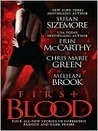 First Blood (Includes: Laws Of The Blood, #5.5; Vegas Vampires, #5; Vampire Babylon, #3.5; The Guardians, #3.5)