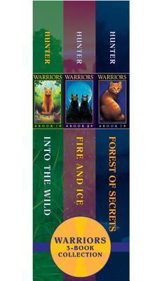 Warriors: Omen of the Stars Collection with Bonus Material: Warriors: Omen of the Stars #1: The Fourth Apprentice; Warriors: Omen of the Stars #2: Fading Echoes; Warriors: Omen of the Stars #3: Night Whispers