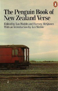 The Penguin Book of New Zealand Verse by Ian Wedde