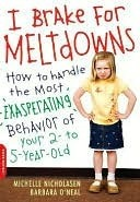 I Brake for Meltdowns by Michelle Nicholasen