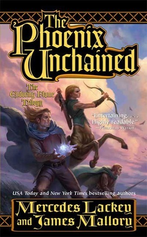 The Phoenix Unchained by Mercedes Lackey