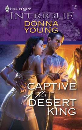 Captive of the Desert King by Donna Young