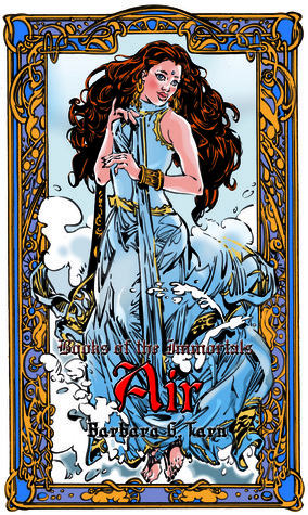Books of the Immortals - Air by Barbara G. Tarn